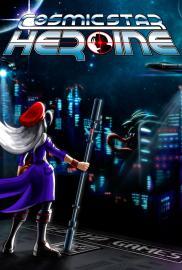 Cosmic Star Heroine - Carátula