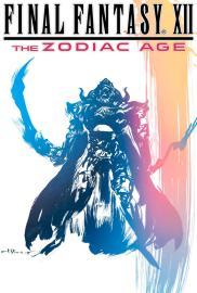 Final Fantasy XII: The Zodiac Age - Carátula