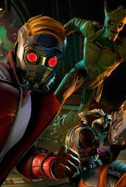 Guardianes de la Galaxia: The Telltale Series - Carátula