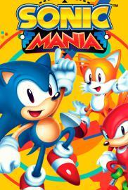 Sonic Mania - Carátula