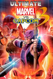 Ultimate Marvel vs. Capcom 3 - Carátula