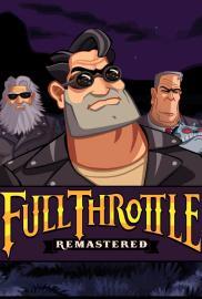 Fullthrottle Remastered - Carátula