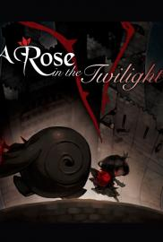 A Rose in the Twilight - Carátula