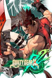 Guilty Gear Xrd Rev 2 - Carátula