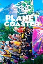 Planet Coaster - Carátula