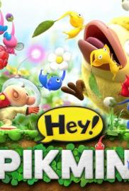 Hey Pikmin Portada