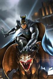 Batman Enemy Within Portada