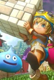 Dragon Quest Builders 2 portada
