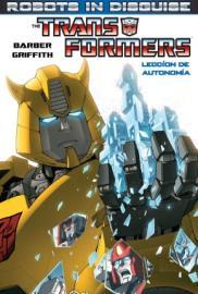 Portada Transformers Robots Disguise