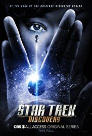 Star Trek Discovery ficha