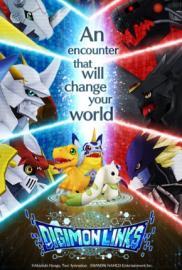 Digimon Links portada