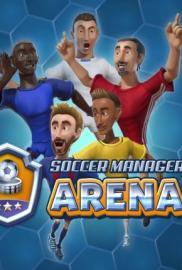 Portada Soccer Manager Arena