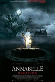 Póster Annabelle Creation Portada