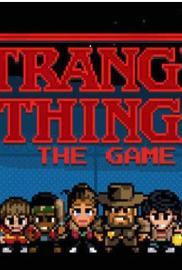 Stranger Things Game Cover