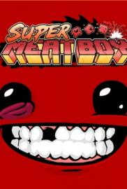 Super Meat Boy Portada