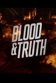 Blood & Truth Portada