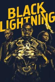 Black Lightning Portada