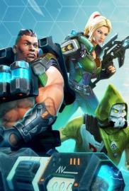 Hero Hunters portada