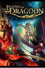 Legend of Dragoon Portada