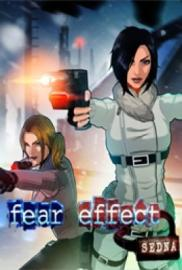 Portada fear effect sedna