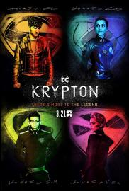 Krypton TV Show Cover