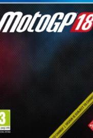 MotoGP18 Portada