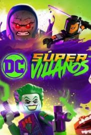 Lego DC Super villanos portada