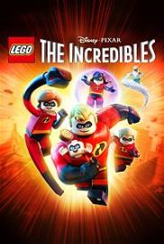 lego increibles cover
