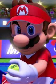Mario Tennis Aces cover