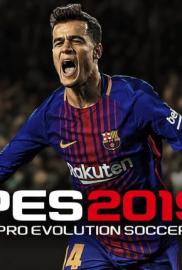 PES 2019 COVER