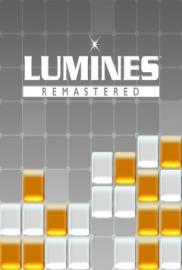 Lumines Remastered Caratula