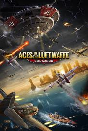 Aces of the Luftwaffe Squadron cover