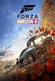 Forza Horizon 4 cover