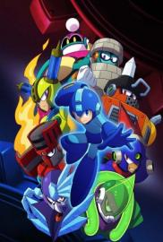 Mega Man 11 cover