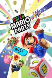 super mario party cover