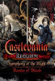 Castlevania Requiem cover