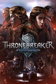 Thronebreaker The Witcher Tales cover