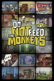 Do Not Feed The Monkeys cover
