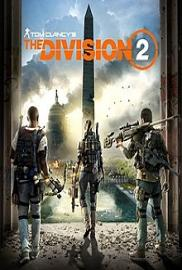 The Division 2 cover