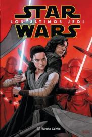 Star Wars: Los últimos Jedi cómic