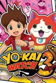 Yokai Watch 3 Portada