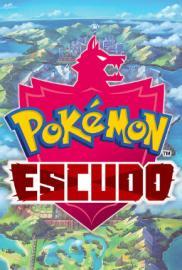Pokémon Escudo carátula