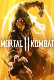 Mortal Kombat 11 caratula