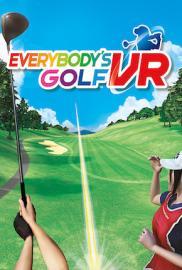 caratula everybody´s golf vr
