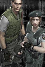 Resident Evil 1 cartel