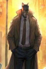 Blacksad Under the Skin FICHA