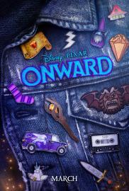 Onward - Pixar (2020)