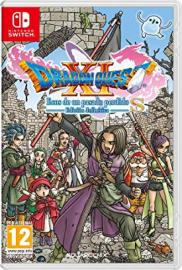 Dragon Quest XI S ficha
