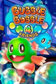 Bubble Bobble 4 Friends cartel