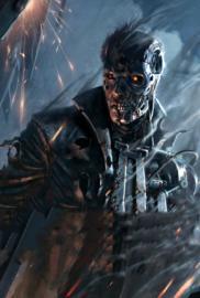 Terminator Resistance carátula